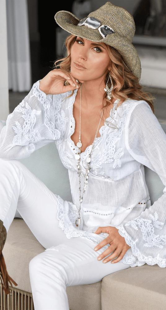 Белое бохо, или роскошная од…