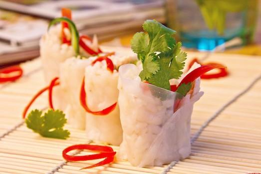 рисовая бумага рецепты с фото сладкие
