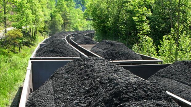 Экспорт угля из России в Пол…