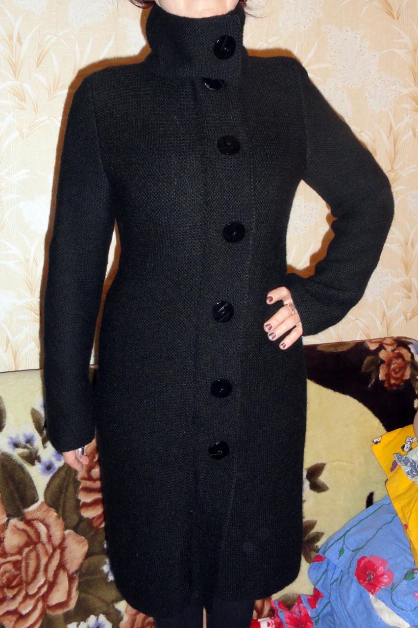 Фото вязанных пальто своими руками