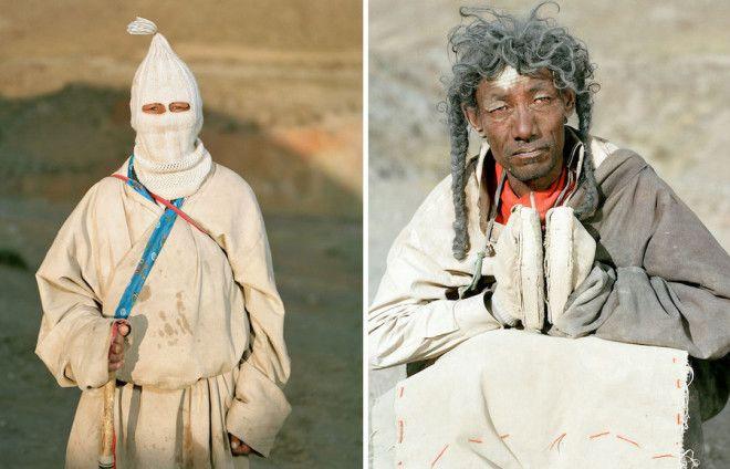 tibetskaya gora Kaylas 8