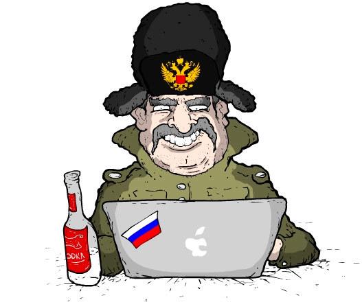 Русские отрицают факты... Какие факты?... Мы не можем их раскрыть - они засекречены!