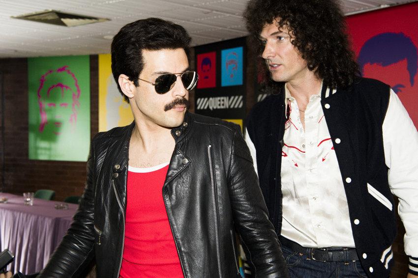 Вышел первый трейлер фильма о группе Queen на русском языке
