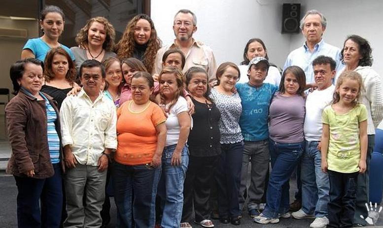 Подопытные Карлики: «Эквадорские Сверх-Человеки»