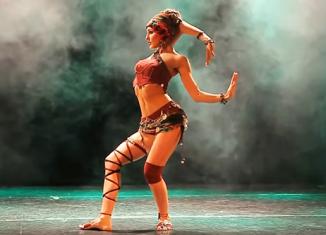 Танец который покорил Сеть. Идеальный контроль над телом
