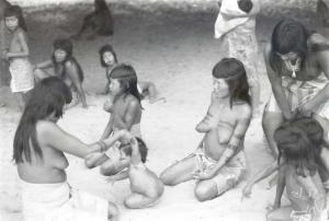 """Индейцы канела - матрилокальный промискуитет ( хождение """" налево"""")"""