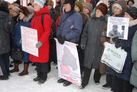 Мусорные протесты: в бой вступила парламентская оппозиция Кировской области