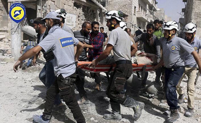 Ведущие ученые британских университетов утверждают, что никаких химических атак в Сирии не было