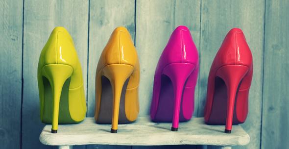 Душа уходит в пятки! Модная обувь лета-2014