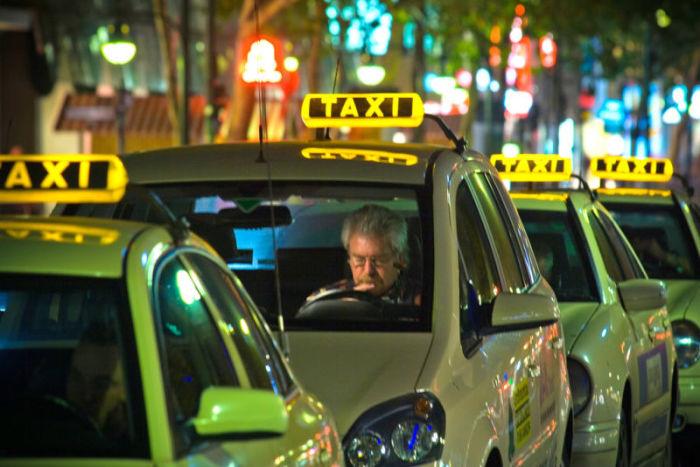 Приложения разработчика rta punto taxi