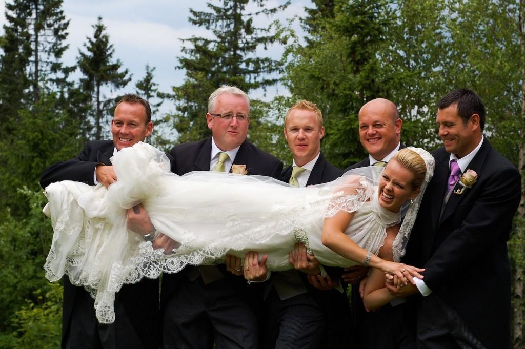 Свадебные традиции финнов