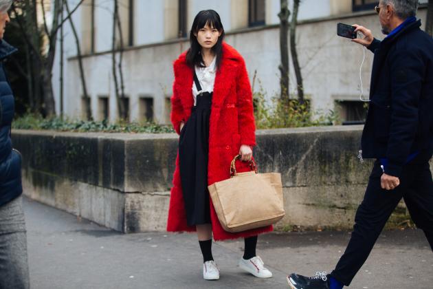 Самые модные пальто осени 2018