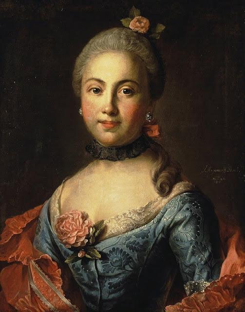 Красивая графиня, ославленная злопамятной Екатериной II