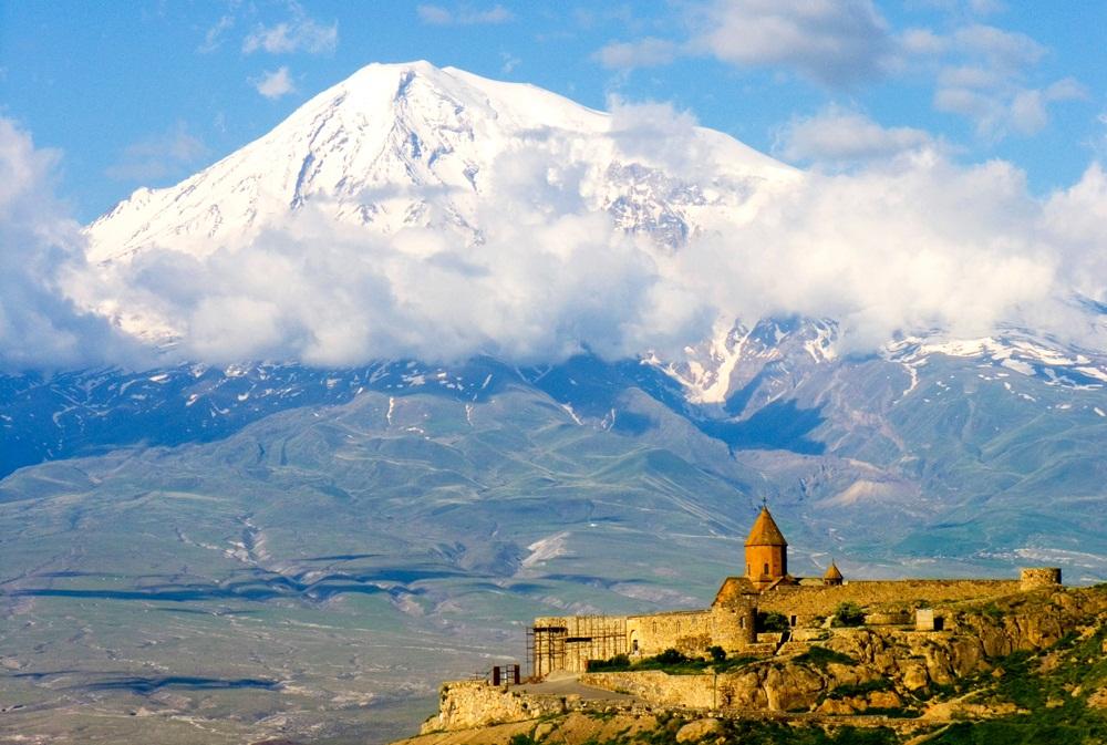 Гора Арарат: 13 фото и легенда о Ноевом ковчеге