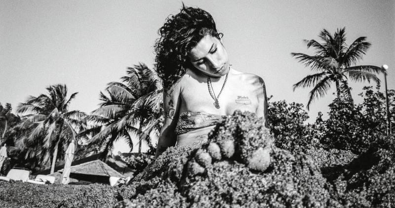 Обнародованы фото Эми Уайнхаус, которых никто не видел