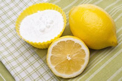 Лечебное сочетание сода и лимон
