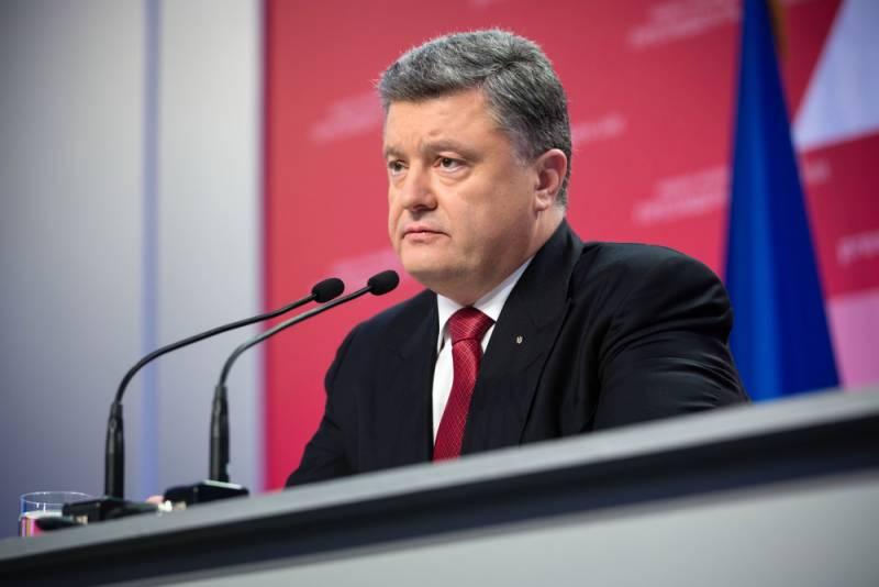 Порошенко отказался говорить об участии в президентских выборах