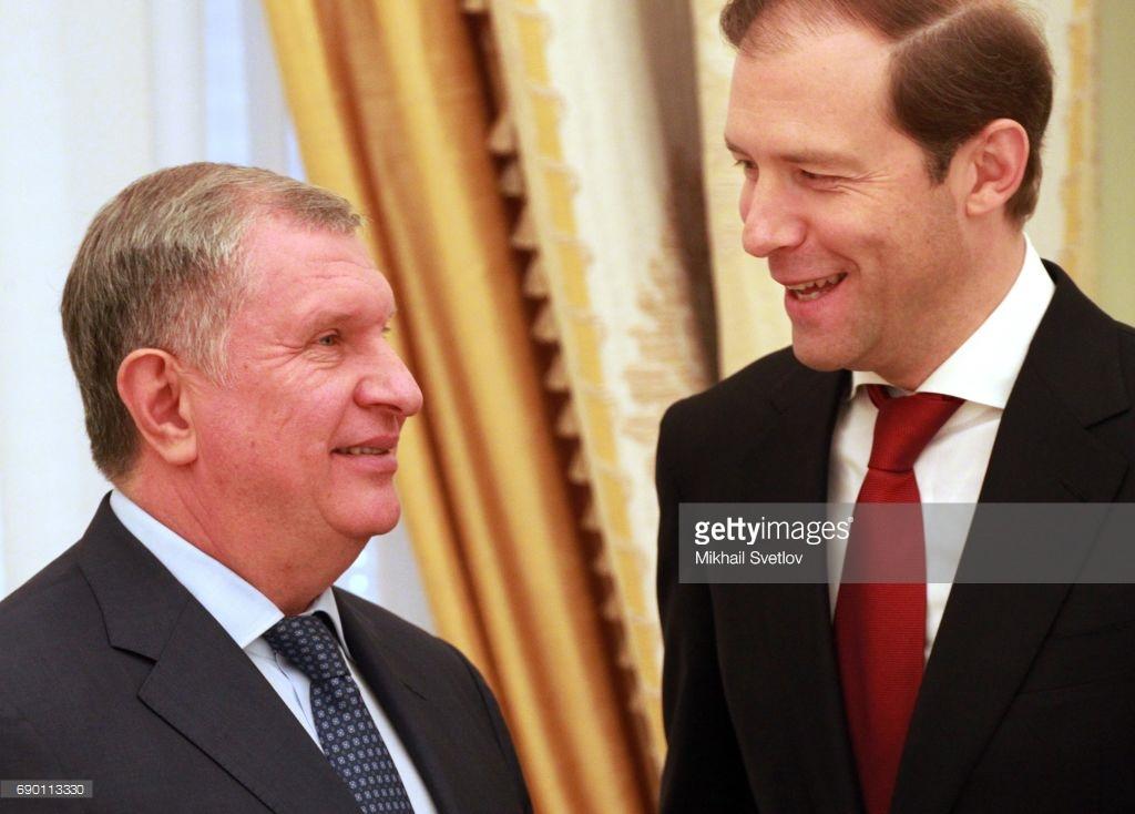 Сечин пожаловался Медведеву на новый налог