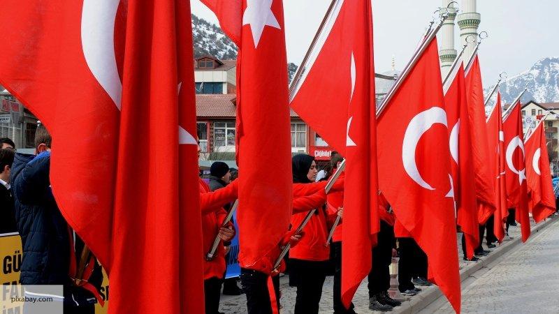 Турция начала создавать воен…