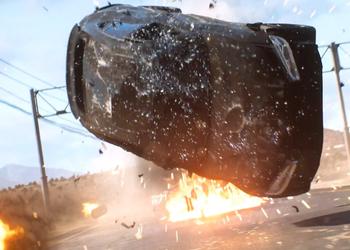 Необычный размер игры Need for Speed: Payback на жестком диске удивил игроков
