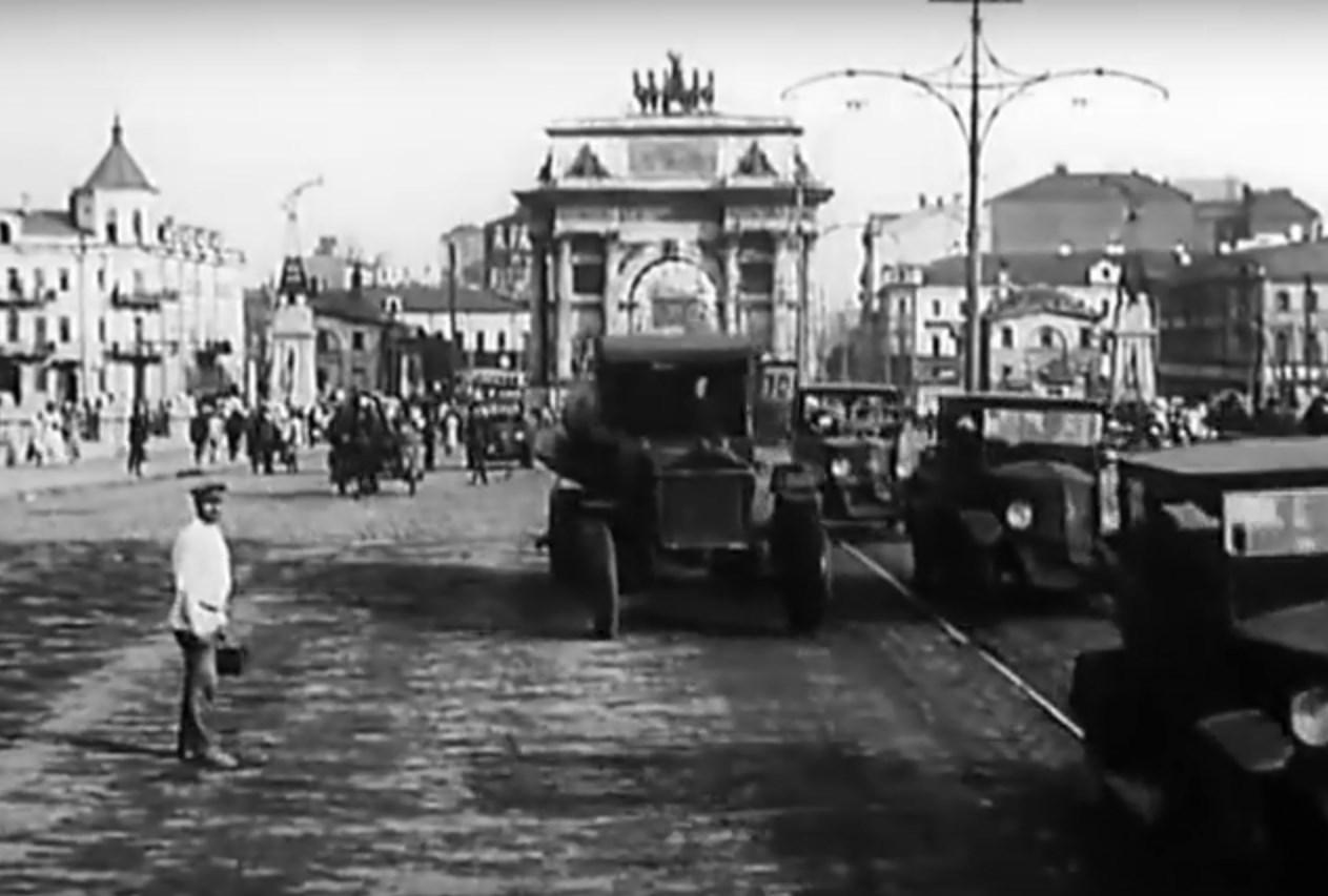 Они о нас. Видео иностранцев в СССР 1930-х годов