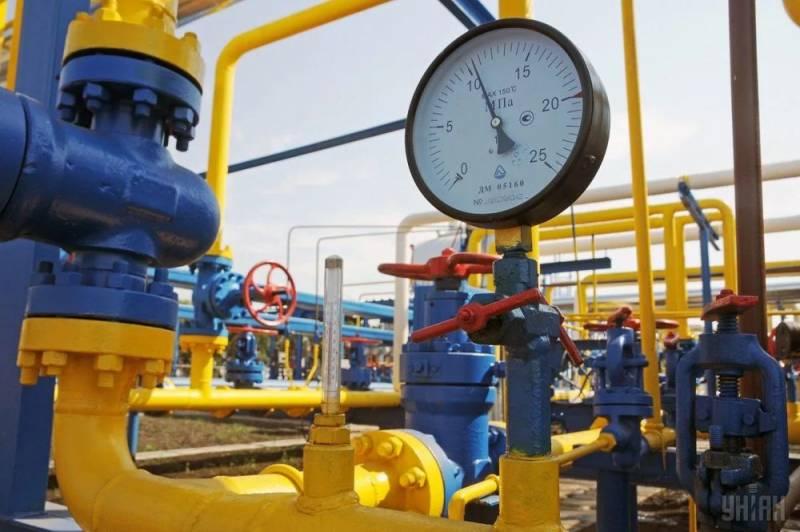 Украина сжигает остатки газа: в хранилищах менее 30%