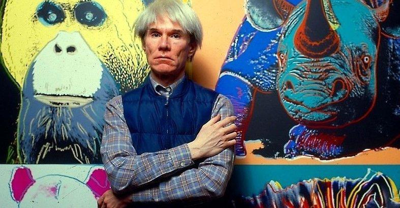 10 самых дорогих картин Энди Уорхола