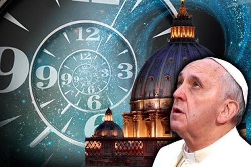 Ватикан, ЦРУ и MI6 держат в секрете прибор, позволяющий заглядывать в прошлое и в будущее