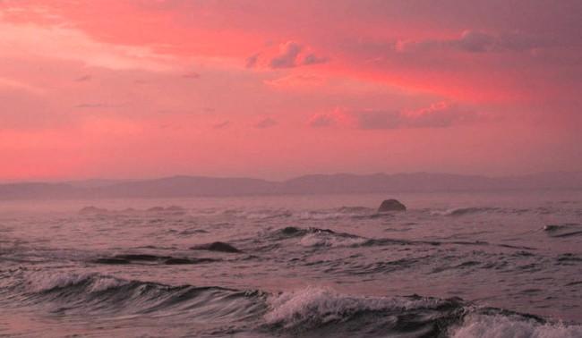 Тайна красного тумана над Байкалом