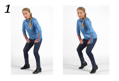 Упражнения для здоровых коленей