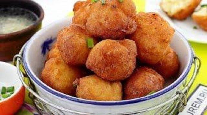 Соблазнительно аппетитные, божественно вкусные, обалденные домашние пончики из картофеля!
