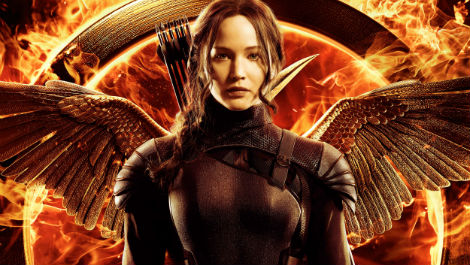 Final poster and trailer teaser for The Hunger Games: Mockingjay pt. 1