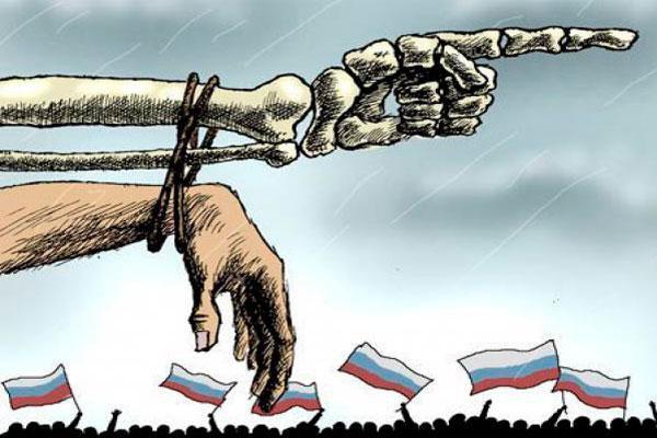Борис Григорьев. Если на смену Путину не придет новый герой – растерзанной России крышка