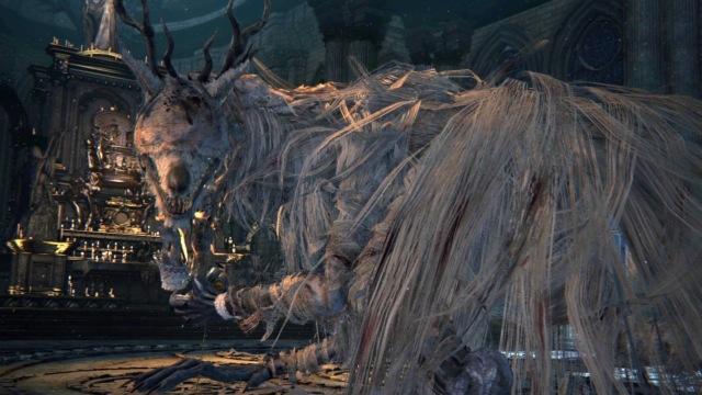 В файлах Bloodborne нашли вырезанный режим для битвы с несколькими боссами подряд