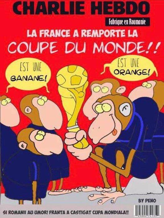 Фейки недели: «Шарли Эбдо» и…