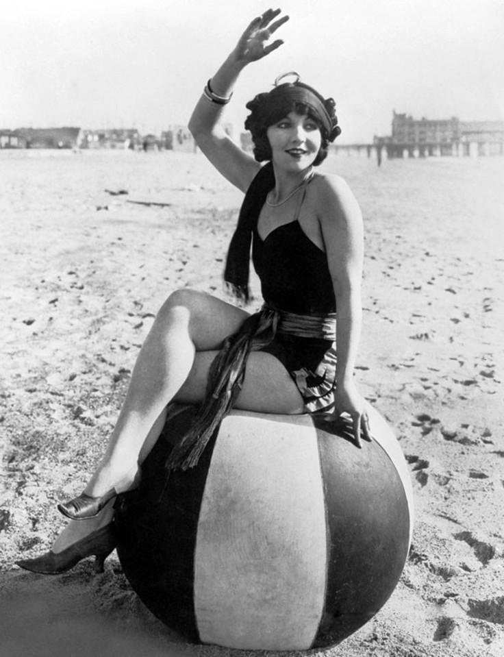 3. Купальные костюмы 1920-х женщины из прошлого, история, фото
