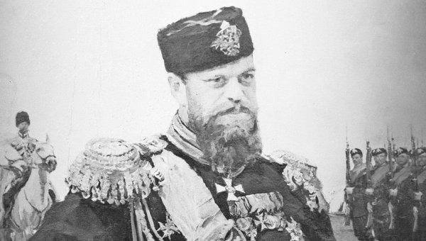 Нецарские предпочтения императора Александра III