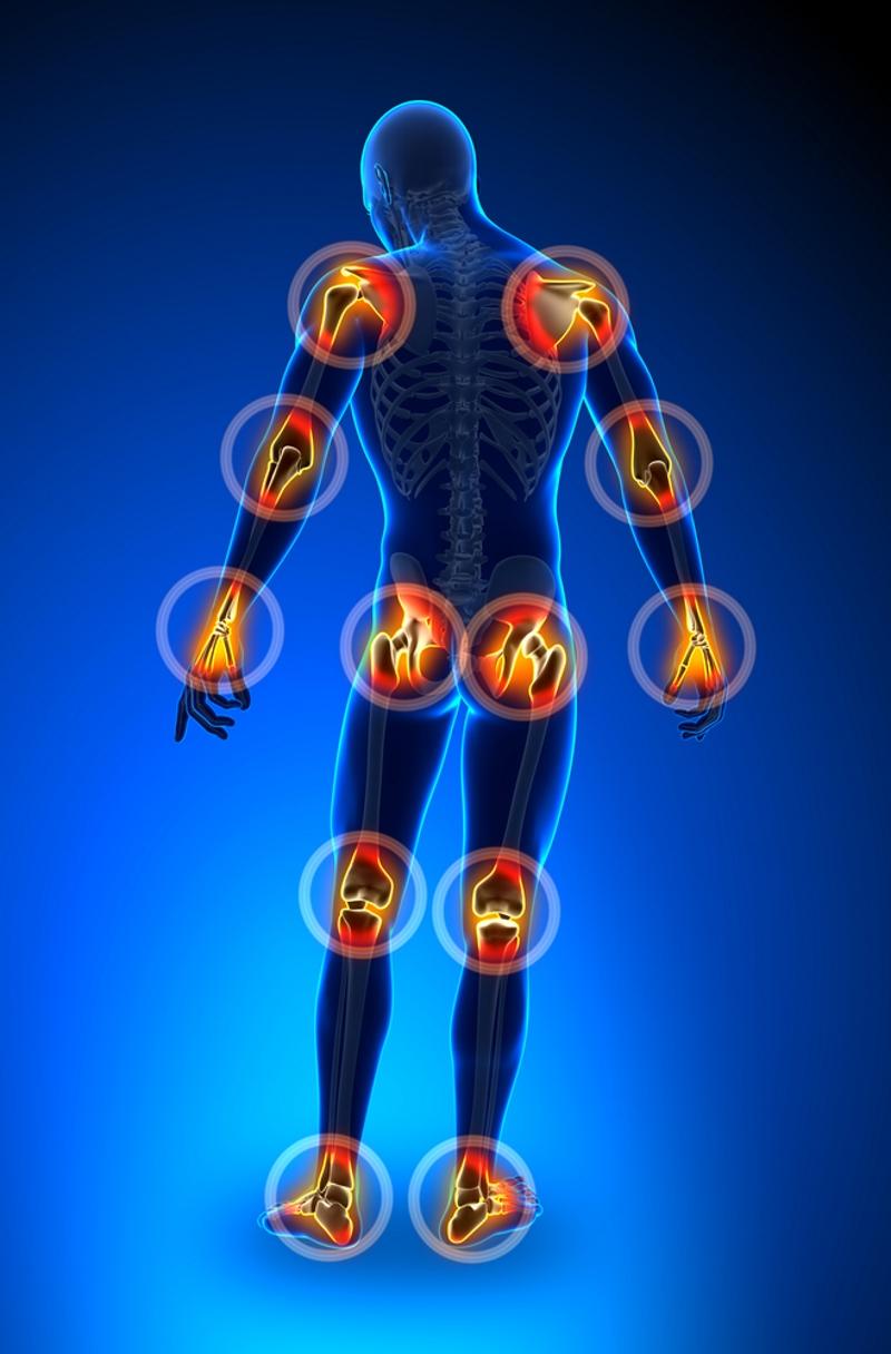подвижность суставов здоровье