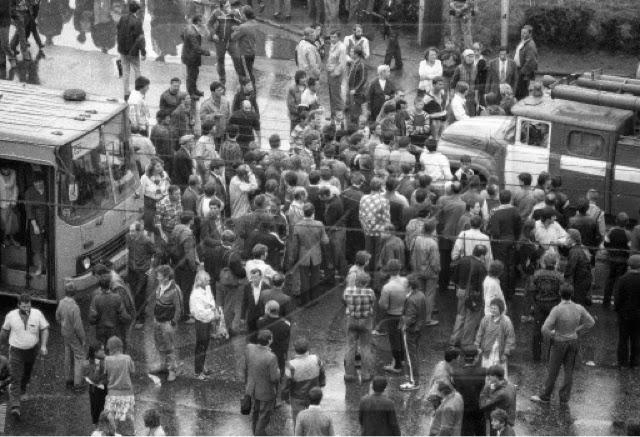 Националистические беспорядки 1969 года в Ташкенте : как это было