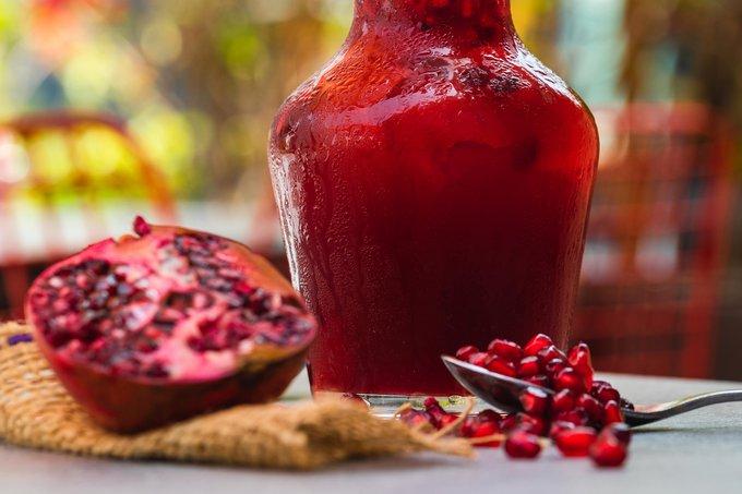 Мифы о гранатовом соке, в которые все верят