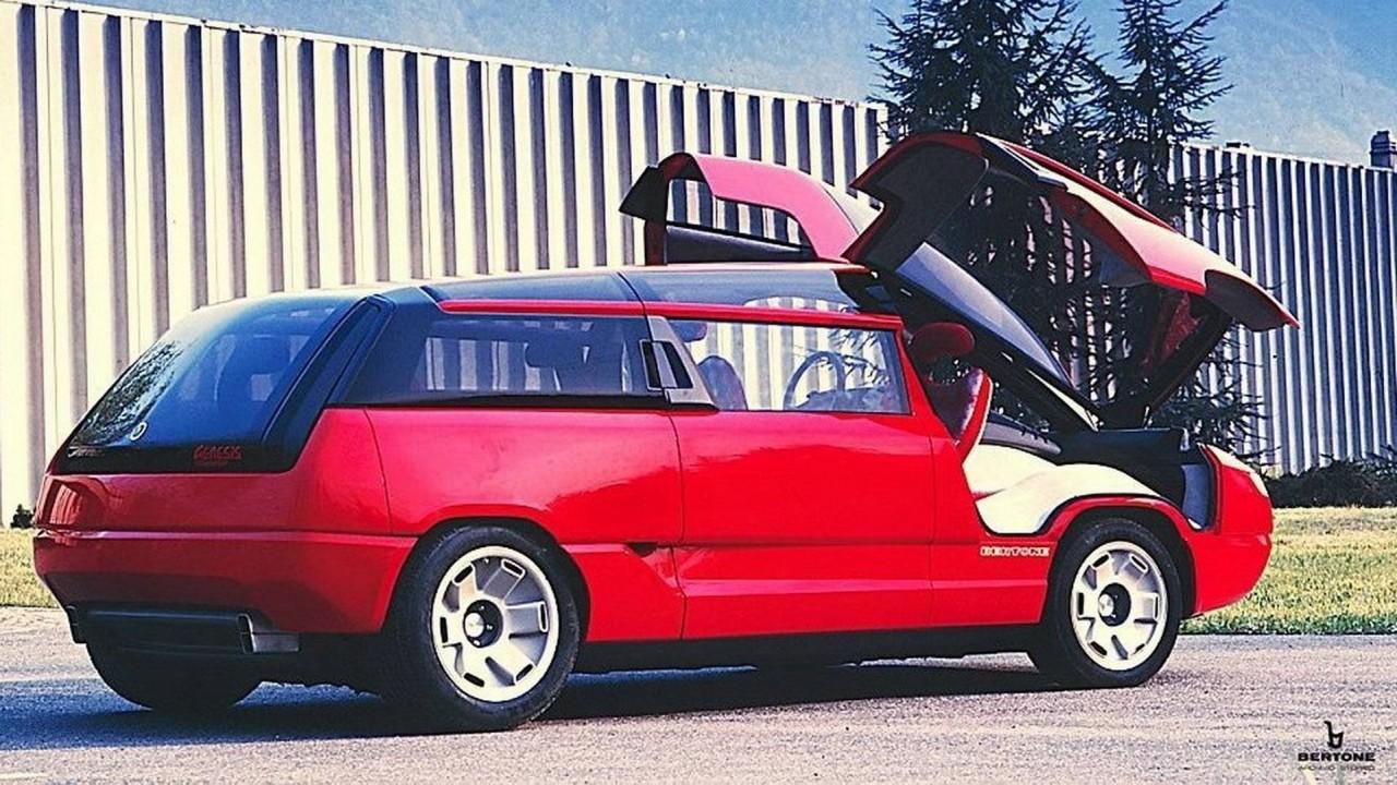 Lamborghini Genesis: забытые концепт-кары