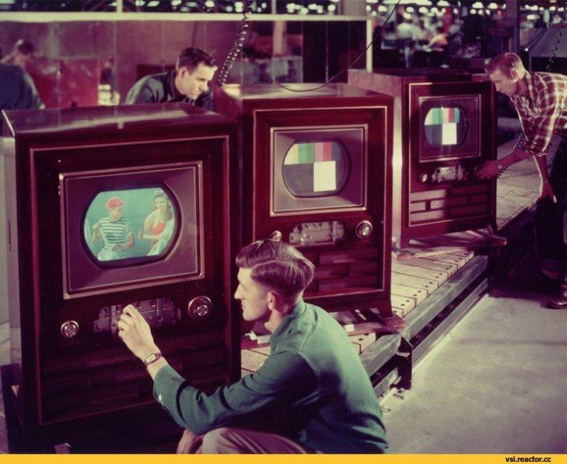 Факты о телевидении