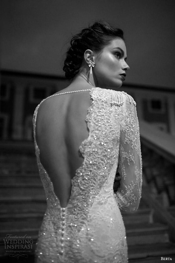 berta-2014-long-sleeve-lace-wedding-dress-back-detail-pearl-sequins