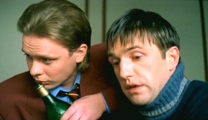Павел Майков и Владимир Вдовиченков в сериале | Фото: kino-teatr.ru