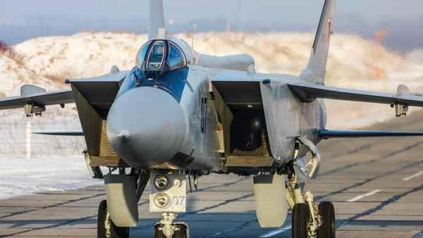 """Американские эксперты о Миг-31ВМ: """"Это сверхзвуковые убийцы"""""""