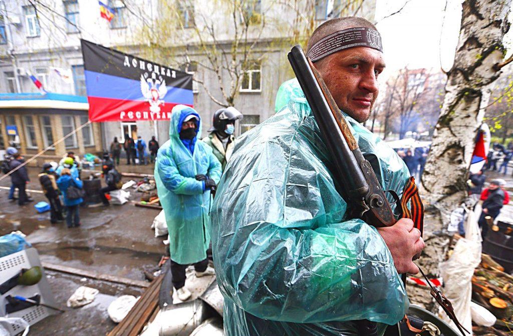 Мечтают пройтись по Донецку …