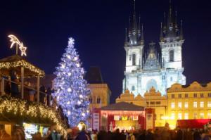 Новогодние каникулы в Праге-…