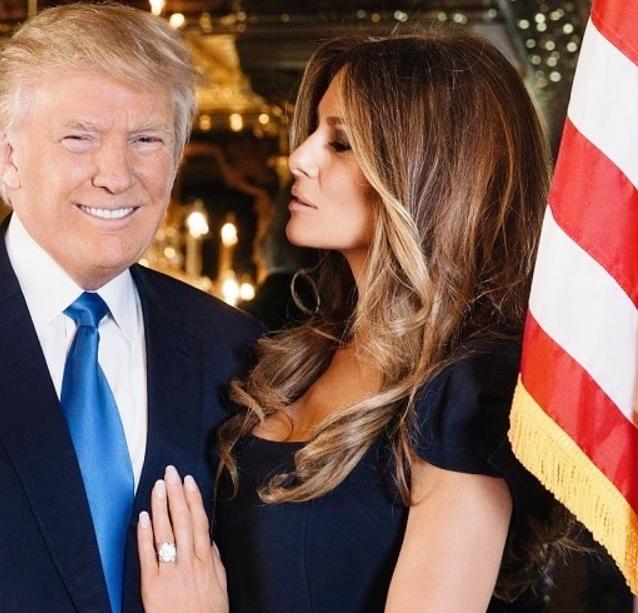 Секрет успеха Меланьи Трамп — как словенская девушка стала первой леди США