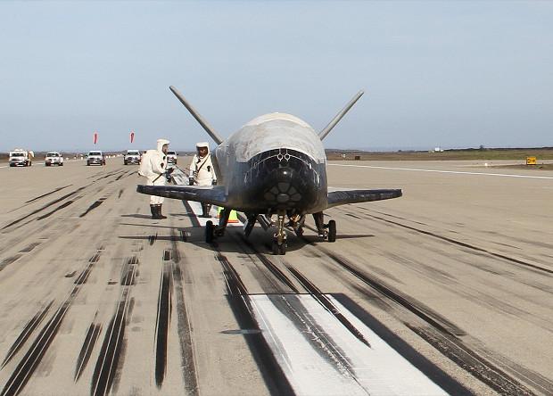 SpaceX запустит орбитальный беспилотник