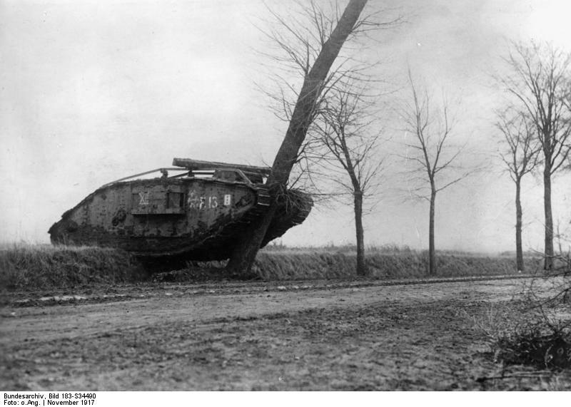Танковый прорыв при Камбре
